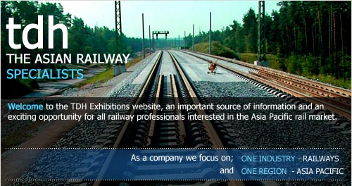 TDH: The Asian Railway Specialists
